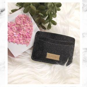 Deux Lux Sparkly Glitter Cardholder Wallet